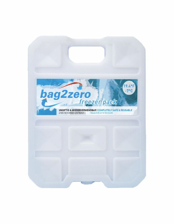 Bag2Zero FreezerPack -16°C M