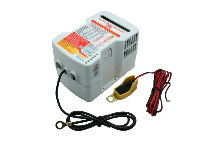 Batterie Ladeadapter Eingang 24V max 30A / 24V