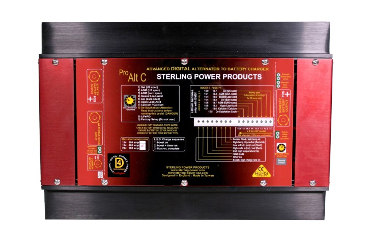 Sterling Power A2B-Lader 12V 400A