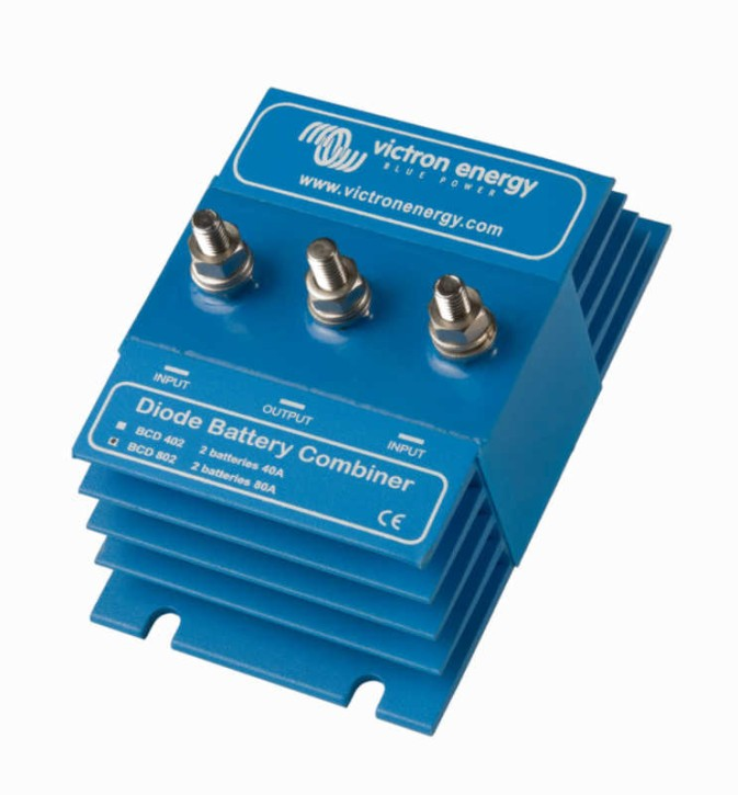 Battery Combiner Dioden
