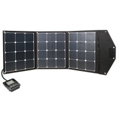 Solarpanel Phaesun Fly Weight 120Wp 12V mit LCD-Laderegler