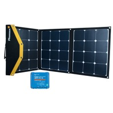 Solarpanel Phaesun Fly Weight 120Wp 12V mit MPPT-Laderegler