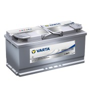 Varta Professional Dual Purpose AGM, 12V